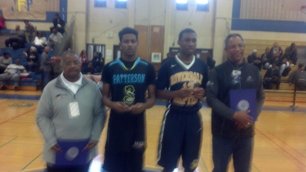 Patterson falls to Riverdale Baptist, 56-55, in Basketball Academy ...